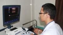 Bệnh viện Giao thông Vận tải Vinh ứng dụng máy siêu âm GE-LOGIQ F6 siêu âm tim và mạch máu