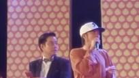 Danh hài Hoài Linh phản ứng bất ngờ khi bị ném đá