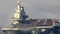 Trung Quốc điều tàu sân bay tới Hong Kong