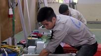 18 thí sinh tranh tài trong cuộc thi tay nghề giỏi tỉnh Nghệ An
