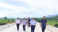Phó Chủ tịch UBND tỉnh Huỳnh Thanh Điền làm việc tại Tân Kỳ