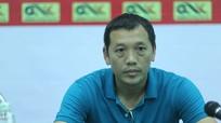 HLV Nguyễn Đức Thắng: 'Quảng Nam đã tận dụng tốt lợi thế sân nhà'