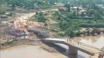 Cầu do Trung Quốc xây ở Kenya đổ sập khi chuẩn bị khánh thành