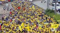 10.000 cổ động viên xứ Nghệ sẽ phủ vàng sân Thống Nhất?