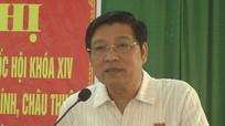 Đại biểu Quốc hội tiếp xúc cử tri Quỳ Châu, Quế Phong
