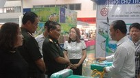 200 gian hàng tiêu chuẩn tham gia Hội chợ thương mại Việt Nam – Lào