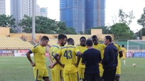 Vòng 14 V.League: Than Quảng Ninh tự tin, SLNA thận trọng