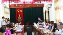 Thị xã Cửa Lò chưa có nghị quyết chuyên đề về công tác cải cách hành chính
