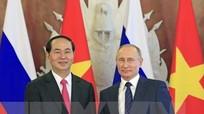 Dư luận Nga đánh giá tích cực chuyến thăm của Chủ tịch nước
