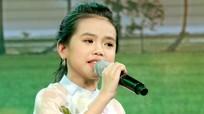 Cô bé miền Tây 10 tuổi trở thành 'thần tượng' hát dân ca