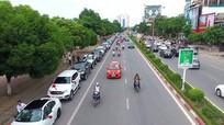 60 chiếc xe bán tải tham gia lễ rước dâu ở thành Vinh