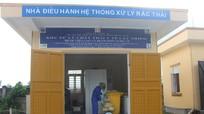 Bệnh viện Lao và bệnh Phổi Nghệ An tăng cường quản lý chất thải y tế