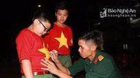 Lắng đọng đêm tổng kết chương trình Học kỳ trong quân đội