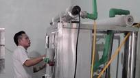Yên Thành: Đình chỉ sản xuất kinh doanh cơ sở nước đóng chai Núi Mồng Gà