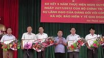Yên Thành: Chuyển biến về công tác BHXH, BHYT nhờ Nghị quyết 21 của Bộ Chính trị