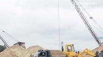 Chính phủ yêu cầu xử lý nghiêm nạn khai thác cát, sỏi trái phép