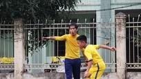 SLNA chung bảng với SHB Đà Nẵng tại VCK U13 Quốc Gia