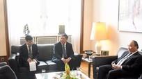 Thủ tướng đề nghị Berlin chia sẻ kinh nghiệm phát triển đô thị