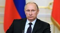 Ông Putin bất ngờ sa thải 8 tướng lĩnh