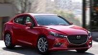 Xe ôtô Mazda3 và Mazda6 tại Việt Nam thoát lỗi phanh tay