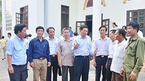 Trao đổi kinh nghiệm hoạt động của Đoàn ĐBQH các tỉnh Bắc Trung bộ
