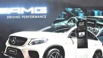 Mercedes-Benz Việt Nam trình làng hai mẫu Coupé