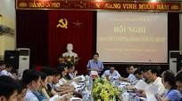 Nghệ An thi hành kỷ luật 11 tổ chức đảng