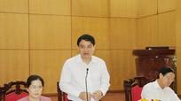 Bí thư Tỉnh ủy: Không nên cào bằng và bệnh thành tích trong giáo dục