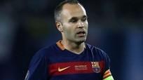 Barcelona - Đừng có dại mà phũ phàng với Iniesta!