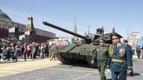 Quốc phòng Nga vô tình để lộ 'tử huyệt' của siêu tăng Armata