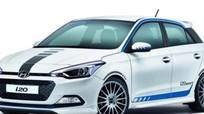 Hyundai i20 N đối thủ mới của Ford Fiesta ST hé lộ hình ảnh đầu tiên