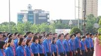 Đoàn Khối các cơ quan tỉnh dâng hương tưởng niệm Chủ tịch Hồ Chí Minh