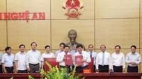 Tổng Giám đốc Nguyễn Thế Kỷ: 'VOV sẽ xây dựng các chương trình quảng bá về Nghệ An'