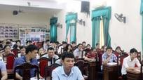 Đảng ủy Khối các cơ quan tỉnh khai giảng lớp bồi dưỡng lý luận chính trị