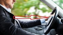 Cách chỉnh tư thế ngồi phù hợp khi lái xe ô tô