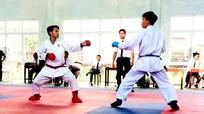 332 vận động viên tham gia Giải Vô địch trẻ Karatedo