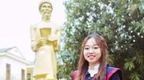 Nữ sinh Trường Phan đạt thủ khoa khối C toàn quốc