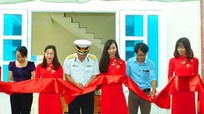 Nghi Lộc: Bàn giao nhà tình nghĩa cho thương binh hải quân