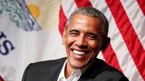 Cựu Tổng thống Mỹ Obama trở lại chính trường trong tuần này