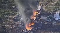 C-130 Thủy quân lục chiến Mỹ rơi, toàn bộ 16 thành viên phi hành đoàn thiệt mạng