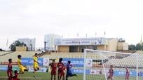 VCK U13 Quốc Gia: Thắng đậm Phú Nhuận, U13 SLNA hiên ngang vào tứ kết