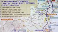 Kêu gọi Nhật Bản hỗ trợ đầu tư cao tốc Hà Nội - Viêng Chăn đi qua Nghệ An