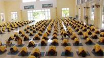 Ý nghĩa khóa tu mùa hè 'Ươm mầm hoa sen' ở chùa Gám