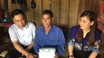 Kỳ Sơn: Hàng trăm suất quà đến với gia đình chính sách