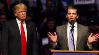 Loạt ảnh con trai Tổng thống Mỹ Donald Trump Jr. vướng bê bối với Nga