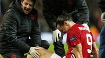 Ibrahimovic hồi phục thần tốc, có thể được Man Utd giữ lại