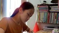 Nữ sinh nghèo ở Đô Lương mong muốn trở thành quân nhân