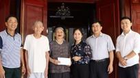 Báo Nghệ An: Tri ân Mẹ Việt Nam Anh hùng và thân nhân gia đình liệt sỹ