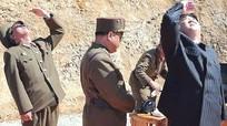 Lý do Mỹ không tung đòn ám sát khi Kim Jong-un đứng gần tên lửa