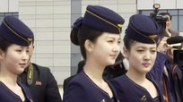 Ngắm vẻ đẹp nữ tiếp viên hàng không thế giới